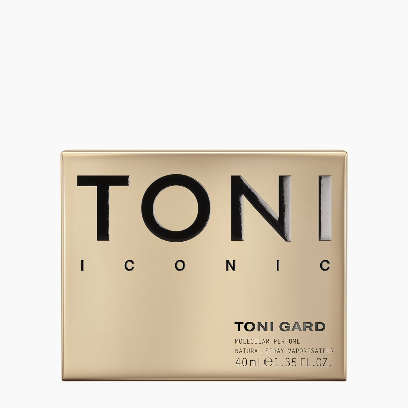 TONI ICONIC FOR WOMAN Moleculare Parfum / 40 ML