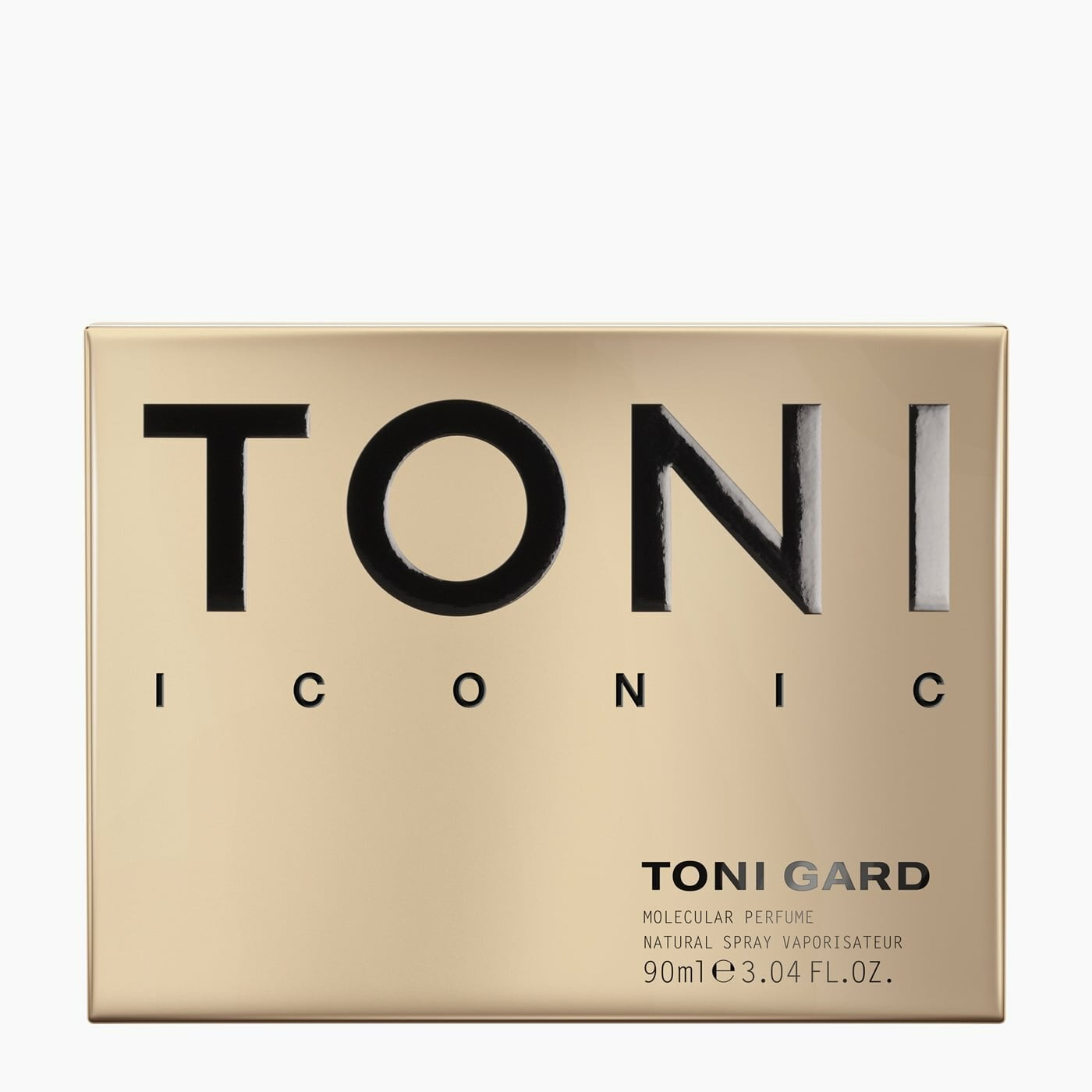 TONI ICONIC FOR WOMAN Moleculare Parfum / 90 ML